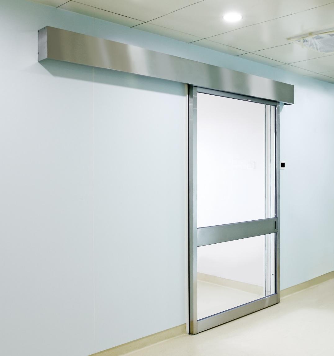 Puertas automaticas de cristal - Puertas deslizantes de cristal ...